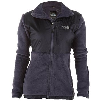 North Face Womens Luxe Denali Jacket Womens Style : C653