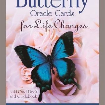 Butterfly Oracle Cards for Life Changes CRDS