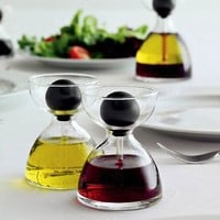 Oil And Vinegar Pipette Glasses - $80   The Gadget Flow