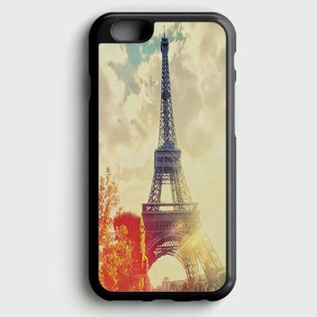 Sunbeams Dancing Off The Eiffel Tower iPhone 6 Plus/6S Plus Case