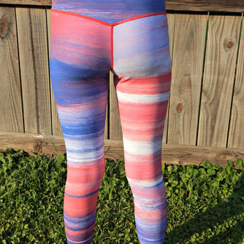 Pink Storm Work out Pants