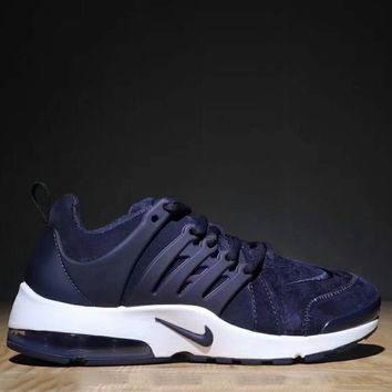 NIKE AIR  PRESTO ESSENTIAL  Fashion Casual Running Sport Shoes Sneakers For Women Purple G-SSRS-CJZX