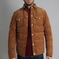 Penfield - Penfield USA blouson rockford corduroy - Boutique Penfield