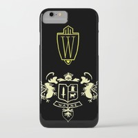 Wayne Enterprises iPhone & iPod Case by Sierra Christy Art