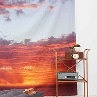 Sunset Tapestry- Pink One