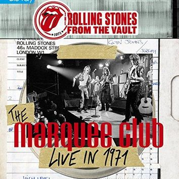 Rolling Stones - From The Vault - The Marquee Club Live in 1971 SBD