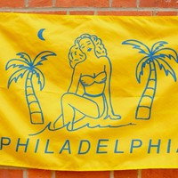 Eric Kenney — Philadelphia flag