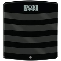 Weight Watchers Digital Painted Glass Scale (black)