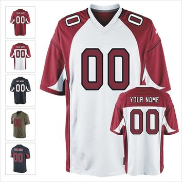 CustomSoc Custom Football Team Jersey(Custom:Name/Number) Customize Football Trainning Suit