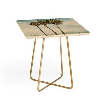 Bree Madden Venice Beach Palms Side Table