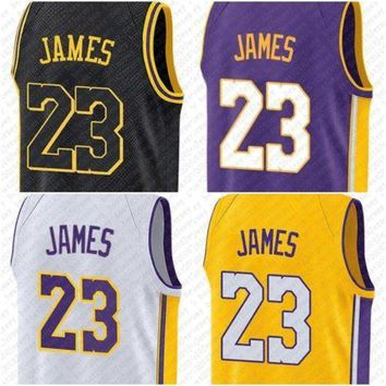 LeBron James #23 Los Angeles Lakers Jerseys