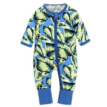 Fashion children's pajamas & clothes for sleep Rompers kids Clothes for little boys girls for girls