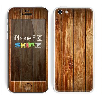 The Raw WoodGrain Skin for the Apple iPhone 5c