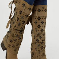 Miss Macie It's A Wrap Tall Boot~ 3 Boots in 1