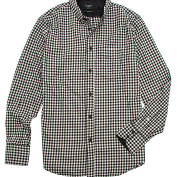 Rag & Bone Black Yokohama Shirt