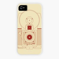 """Brownie Flash"" - Phone Case by William Berger"