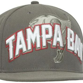 LMFON NFL Tampa Bay Buccaneers New Era 39Thirty 2012 Draft Fitted Hat