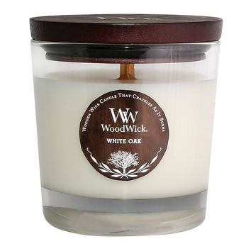 WoodWick White Oak 10.5-oz. Jar Candle