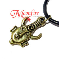 SUPERNATURAL Dean's Amulet Samulet Pendant Necklace