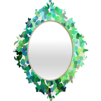 Rosie Brown Bubbles Baroque Mirror