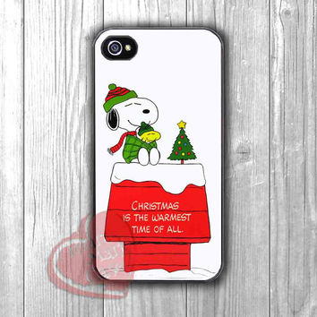 Snoopy Christmas - Fzia for iPhone 6S case, iPhone 5s case, iPhone 6 case, iPhone 4S, Samsung S6 Edge