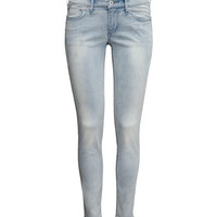 Skinny Low Ankle Jeans - from H&M