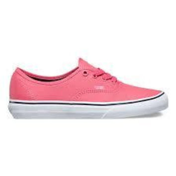 Vans Authentic-Cmellia Rose/Pari Night(W)