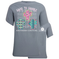 Southern Couture Hard to Handle Comfort Colors T-Shirt