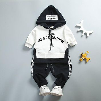 ... order  46b75 34b18 Baby Boy Girl Clothing Set High Qulity Cotton Kids  Toddler Cloth competitive price ... 2da50407f