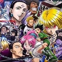 "Hunter x Hunter Poster The Last Mission Anime Silk Wall Posters 12x18"" HXH2"