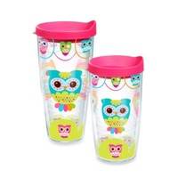 Tervis® Whimsical Trendy Owl Wrap Design Tumbler with Lid