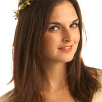 One Tree Frill Garland | Mod Retro Vintage Hair Accessories | ModCloth.com