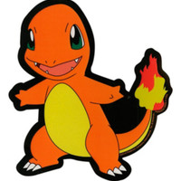 Pokemon Charmander Sticker