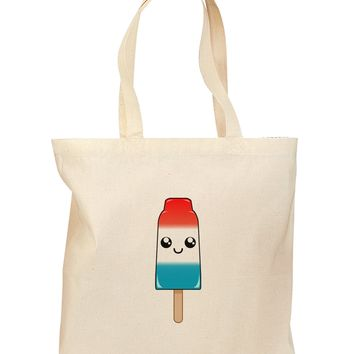 Popsicle Grocery Tote Bag
