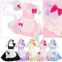 Maid Dress Waist Apron 04000192 (04000192)  [Cosmates]