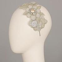 JILLIAN  rhinestone headpiece