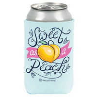 Sweet As a Peach Reversible - Drink Cooler