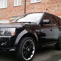 Overfinch Range Rover Super Sport GTS (Factory fitted facelift model)