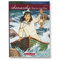 American Girl® Bookstore: Samantha Saves the Day - Paperback