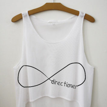 Directioner (Forever) Crop Top
