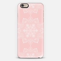 Winter Spirit Blush iPhone 6s case by Lisa Argyropoulos | Casetify