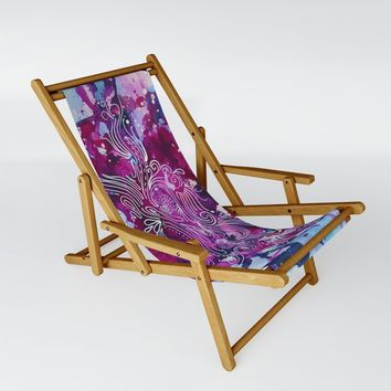 Spells Sling Chair by duckyb