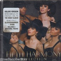Deluxe Version - Fifth Harmony CD Reflection Includes 3 Additional Tracks SEALED