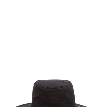 Obey Joshua Hat in Black