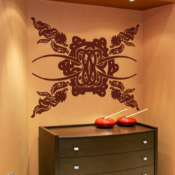 Vinyl Wall Decal Sticker Moroccan 2 #OS_AA115