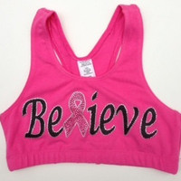 BELIEVE Sports Bra