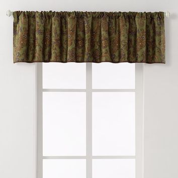 Chaps Home Beekman Place Valance - 80'' x 17''
