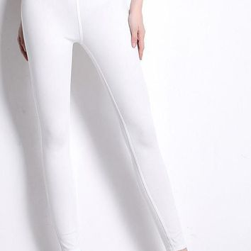 Casual Pants Tall Women Thin Bottoms Stretch Pantaloon Clothing High Waist Pants For Women Trousers Full Long Pant