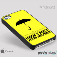 How I met your mother 2 for iPhone 4/4S, iPhone 5/5S, iPhone 5c, iPhone 6, iPhone 6 Plus, iPod 4, iPod 5, Samsung Galaxy S3, Galaxy S4, Galaxy S5, Galaxy S6, Samsung Galaxy Note 3, Galaxy Note 4, Phone Case