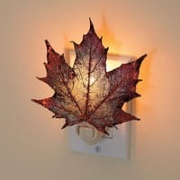VivaTerra-Leaf Night Light - VivaTerra